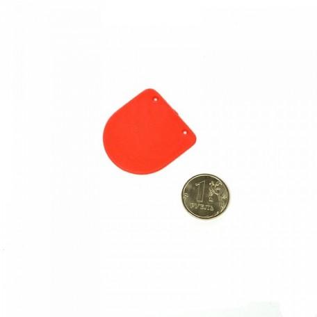 Фурнитура для игрушек 'Язык большой' 2,1х3,0