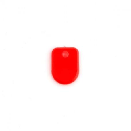 Фурнитура для игрушек 'Язык малый' 0,9х1,3