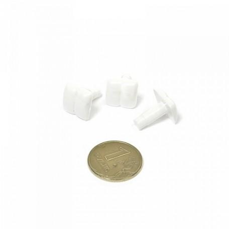 Зубы, без крепления арт.677525 1,2х1,2см