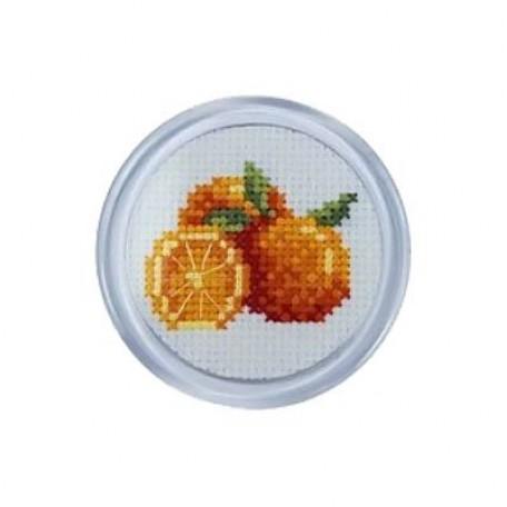 Набор для вышивания арт.MGH02 'Апельсины' d-5,5 см