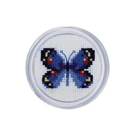 Набор для вышивания арт.MGH04 'Бабочка' d-5,5 см