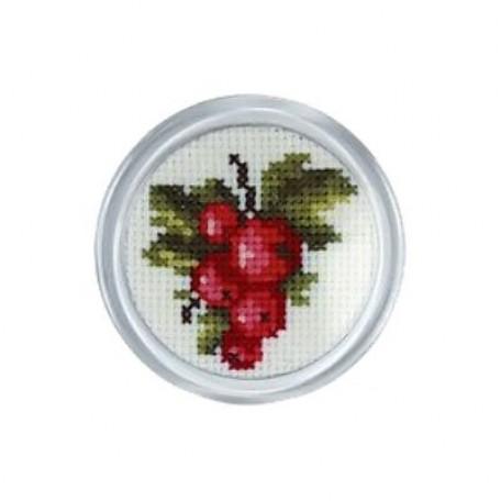Набор для вышивания арт.MGH05 'Смородина' d 5,5 см