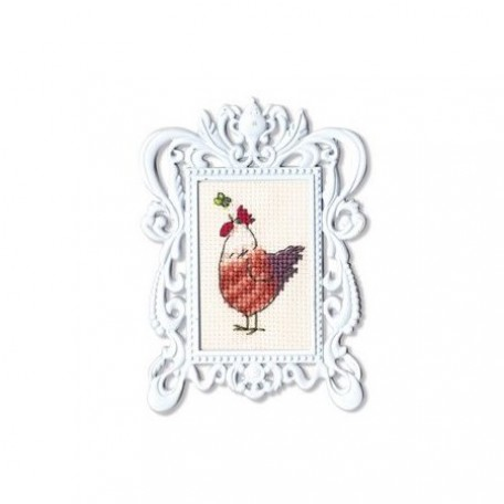 Набор для вышивания арт.РТ-FA008 3,5х5,5 см