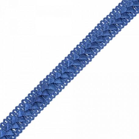 Тесьма 'самоса' арт.ТВ цв.V040 синий