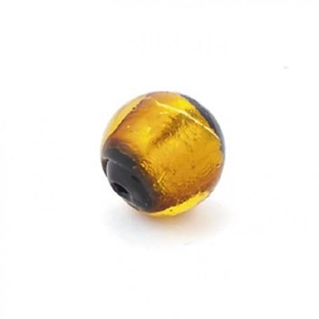 Бусины стеклянные TESОRO арт.TS-GB2 цв. 2 уп.3шт диам.10 мм
