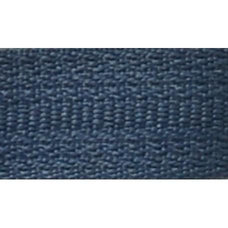 Молния пласт. спираль №5-N 100см цв.F330 т.синий А