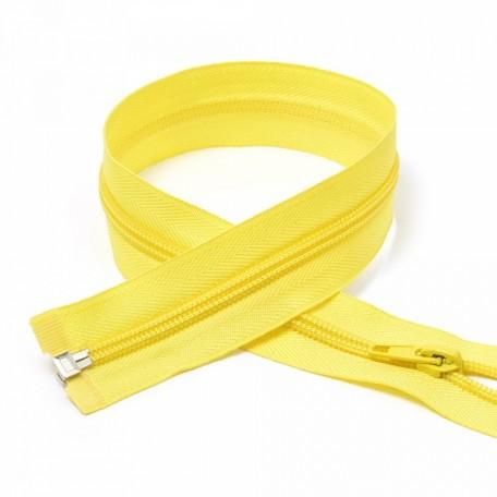 Молния пласт. спираль №5-N 40см цв.109 желтый