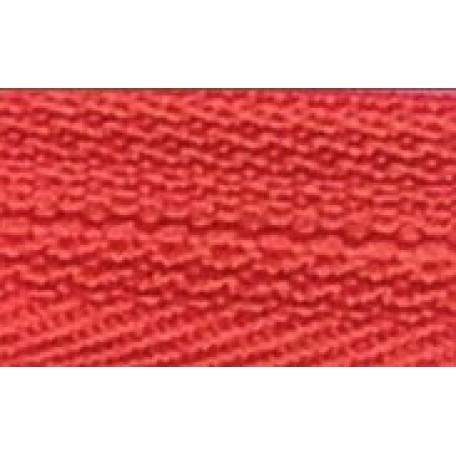 Молния пласт. спираль №5-N 40см цв.138 розовый