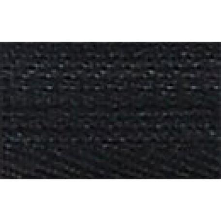 .Молния пласт. спираль №5-N 70см цв.310 черный