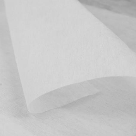 Флизелин Intex Marmara 40г/м шир.90см цв.белый рул.100м