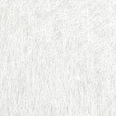 Флизелин Класс 4х4 арт.60400 DS сплошной 40г/м шир.70см цв.белый