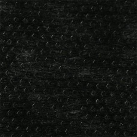 Флизелин Лентекс арт.512 0030 090 508 90 сплошное покрытие шир.90см цв.черный