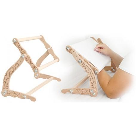 Станок для вышивания деревянный ДУБКО 'Искусница' 38х20 см