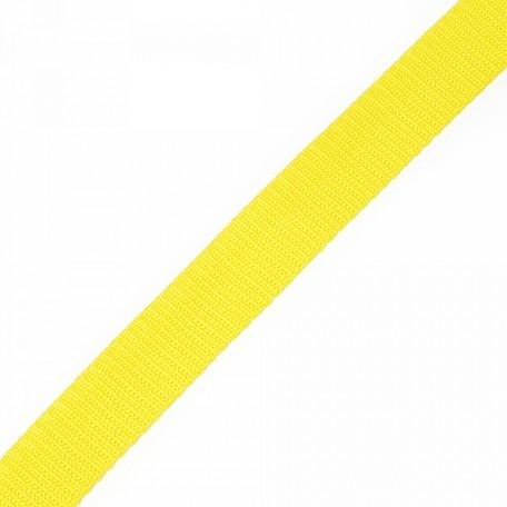 Стропа 20мм цв.F110 желтый А