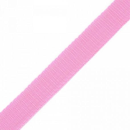 Стропа 25мм цв.F134 св.розовый А