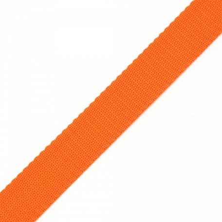 Стропа 25мм цв.F157 оранжевый А