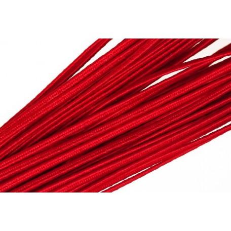 Шнур отделочный 'сутаж' арт.1с13 1,8мм цв. 10 красный упак.20м