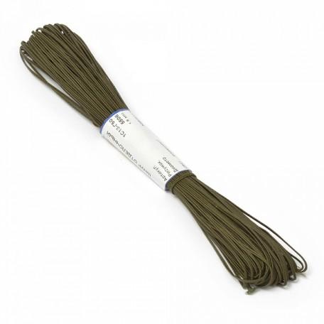 Шнур отделочный 'сутаж' арт.1с13 1,8мм цв.оливковый