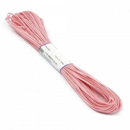 Шнур отделочный 'сутаж' арт.1с13 1,8мм цв.розовый