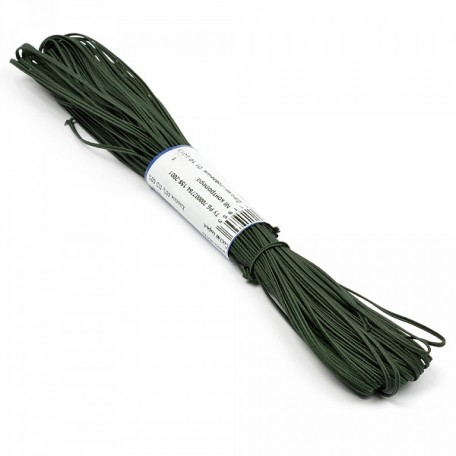 Шнур отделочный 'сутаж' арт.1с13 1,8мм цв.т.зеленый
