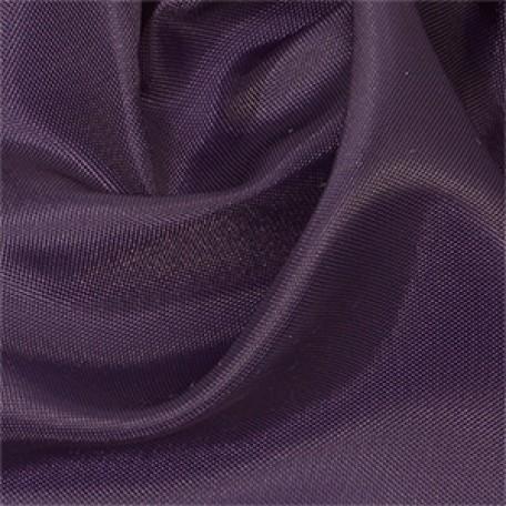 Тк. подклад. 'Таффета' арт.Ж180Т шир.150 см, цв.165 т.фиолетовый 100% п/э