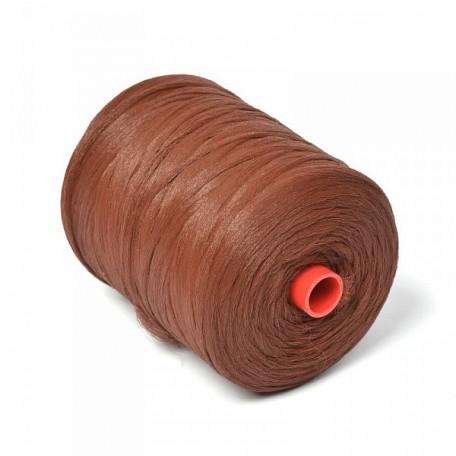 Нить для обметки ковров КТ8 500 м цв. коричневый