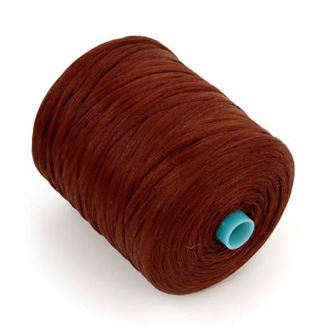 Нить для обметки ковров КТ8 500 м цв. св.коричневый