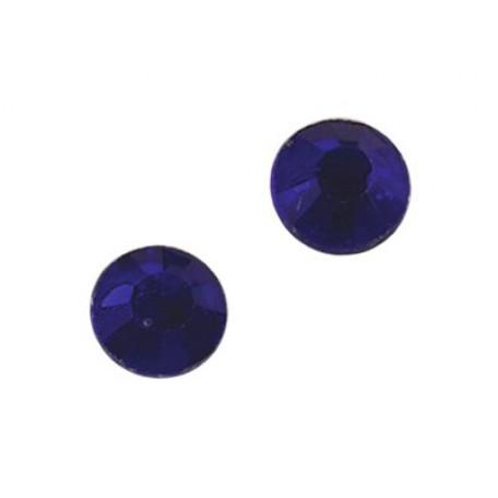 Стразы IDEAL клеевые арт.SS-16 (3,8-4,0 мм) цв. COBOLT упак.1440 шт.
