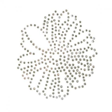 Термотрансферы со стразами арт.ТВД-1614696 уп.Ideal