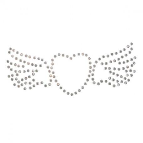 Термотрансферы со стразами арт.ТВД-1614737 уп.Ideal