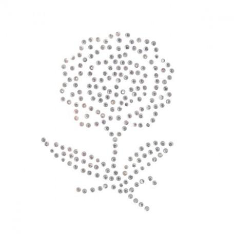 Термотрансферы со стразами арт.ТВД-1615182 уп.Ideal
