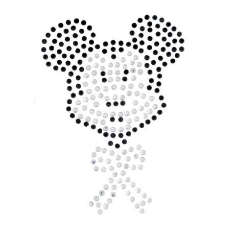 Термотрансферы со стразами арт.ТВД-1615183 уп.Ideal