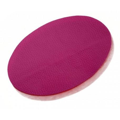 Термозаплатки кожа 12х18 уп. 2шт цв. розовый