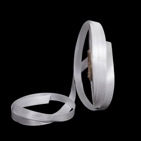 Лента для вешалок арт.2642 цв. 1 белый фас.25м