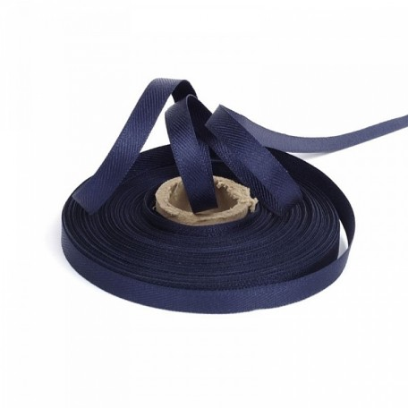 Лента для вешалок арт.2642 цв. 13 т.синий фас.25м