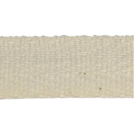 Тесьма киперная 2с-253, 15 мм , цвет белый уп.50м