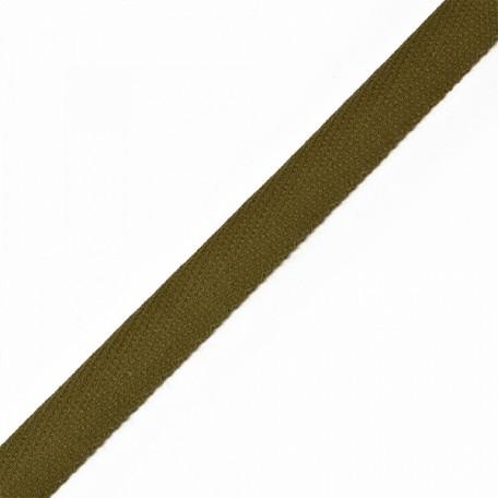 Тесьма киперная 2с-253к , 13 мм , цвет 702 оливковый