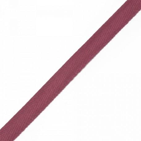 Тесьма киперная 2с-253к , 13 мм , цвет бордовый