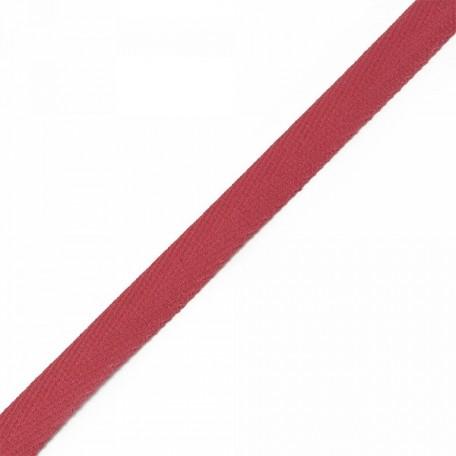 Тесьма киперная 2с-253к , 13 мм , цвет малиновый