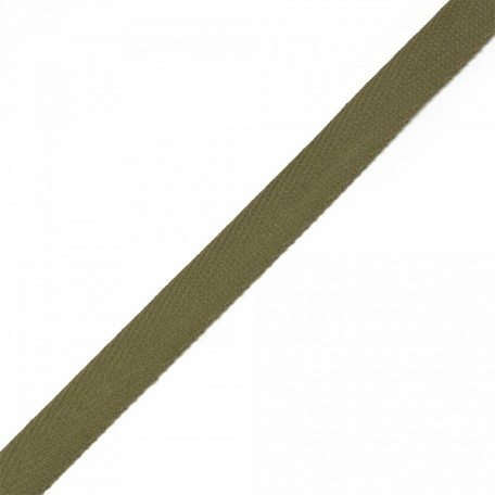 Тесьма киперная 2с-253к , 13 мм , цвет оливковый