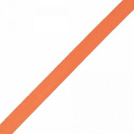 Тесьма киперная 2с-253к , 13 мм , цвет оранжевый