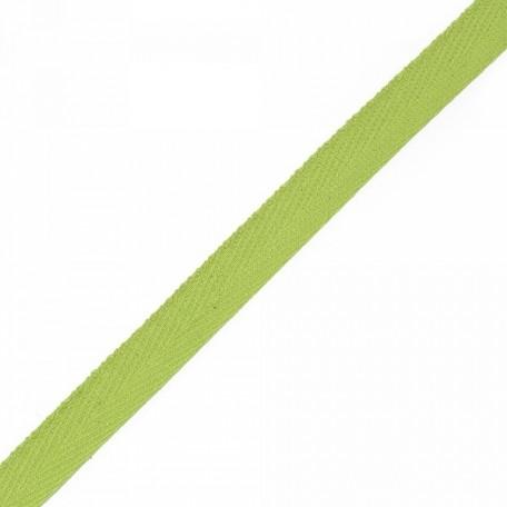 Тесьма киперная 2с-253к , 13 мм , цвет салатовый