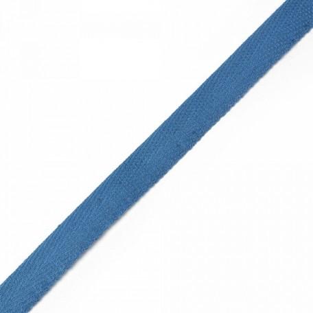 Тесьма киперная 2с-253к , 13 мм , цвет синий
