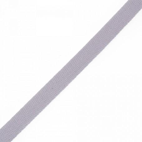 Тесьма киперная 2с-253к , 13 мм , цвет сиреневый