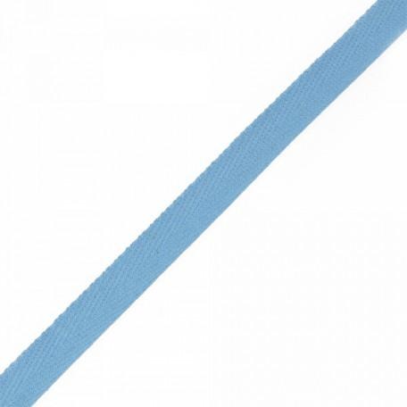 Тесьма киперная 2с-253к , 13 мм , цвет василек