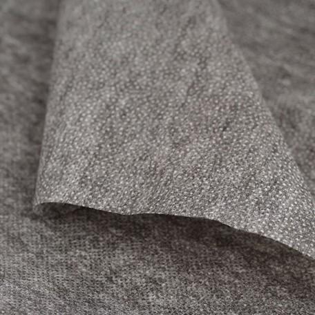 Флизелин Intex арт.9103 точечный 29г/м шир.90см цв.черный рул.100м