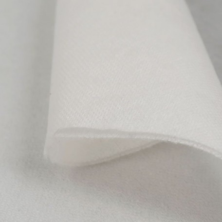 Флизелин Intex арт.9112 точечный 42 г/м шир.90см цв.белый рул.100м