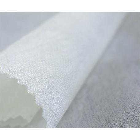 Флизелин Textra арт.6025 W точечный 25гр/м2 шир.90см цв.белый