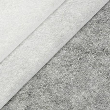Флизелин Textra арт.7025 WH точечный 50%нейлон 50%ПЭ 25гр/м2 шир.90см цв.белый