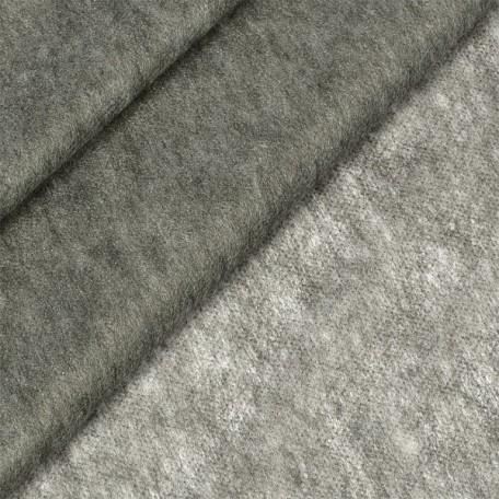 Флизелин Textra арт.8025 WH точечный 80%нейлон 20%ПЭ 25гр/м2 шир.90см цв.серый